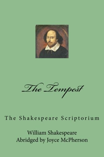 Shakespeare Scriptorium: The Tempest
