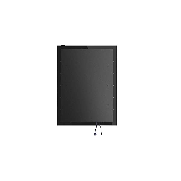 """Soulaca 24""""x32"""" Custom Rectangle Vanishing Mirror Television with 15.6inch LED Screen M156FN-V2 5"""