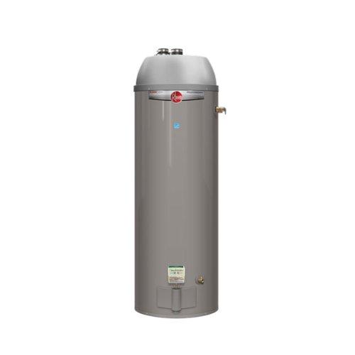 Rheem PROG50-40N RH67 PDV Professional Classic Residential 40K BTU Power Direct Vent Natural Gas Water Heater, 50-Gallon