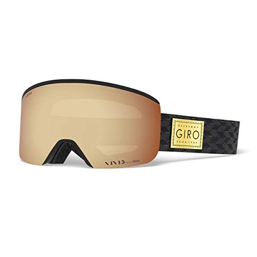 033a76f1bfd8 Giro Ella Womens Snow Goggles Black Gold Shimmer - Vivid Copper Vivid  Infrared