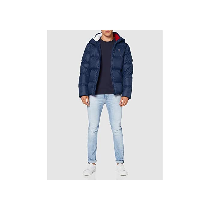 319rHhf0LML Tommy Jeans ropa exterior para hombre Este producto se ha producido de forma sostenible 98% Algodón, 2% Elastano