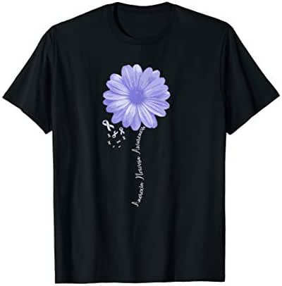 Anorexia Nervosa Awareness T-Shirt Warrior Pretty Gift