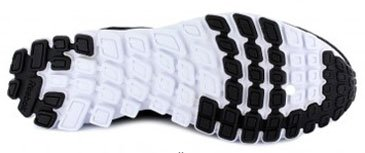 Reebok Realflex Speed Women J94236 Schwarz-Weiß Größe Euro 41 / US 10 / UK 7,5 / 27 cm