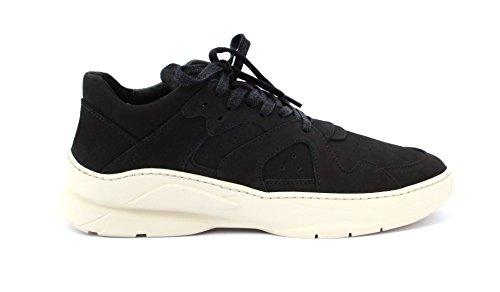 NERO Sneaker desert TRACKING FILLING 44 DENVER Colore black COSMO Taglia PIECES SOfSxU