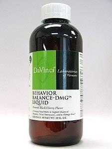 Davinci Labs - Behavior Balance-DMG Liquid 12 oz [Health and Beauty] by silp-art