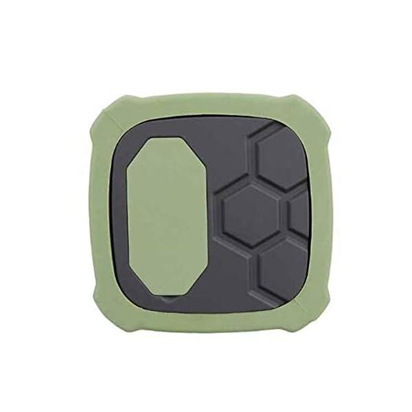 Haut-Parleur Portable Bluetooth étanche Voyage en Plein airHaut-Parleur Bluetooth Rouge 172mmx68mm 6