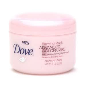 Dove Reviving Mask Advanced Color Care For Lightened or Highlighted Hair 8 Oz.