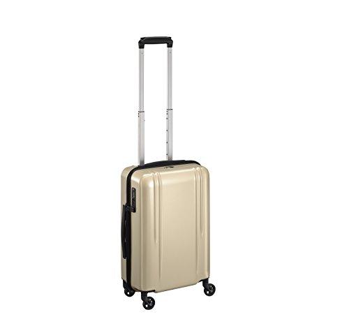 Zero Halliburton ZRL 20'' International Lightweight Carry-on Luggage ZTL20 (GOLD) by ZERO Halliburton