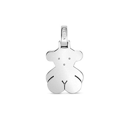 TOUS Bear Sterling Silver Pendant