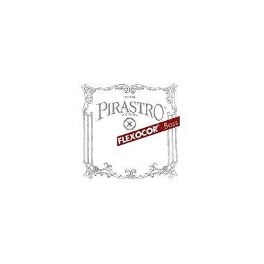 Pirastro Flexocor Series Double Bass String Set 3/4 Medium Orchestra