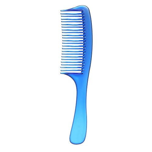 (Gentleman Classic Slick Styling Hair Brush Anti-Static Styling Hair Brush I0U2 (Color - Blue) )