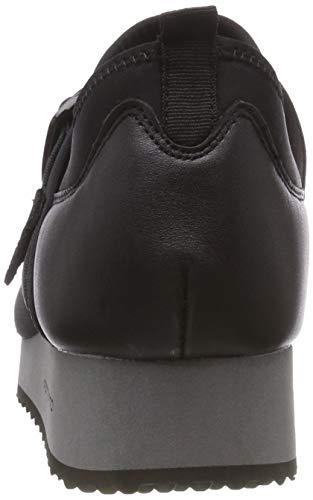 Femme Black Gymnastique Next1 De Noir Chaussures Fornarina next1 SUwIqAnw