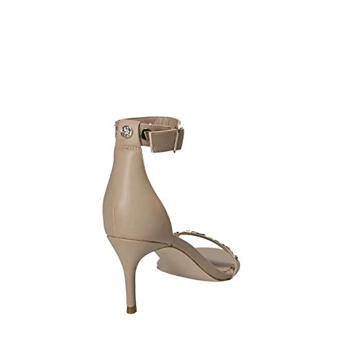 Cinturino Caviglia Guess alla con Dress Marrone Sandal Footwear Scarpe Donna r06W0fXq