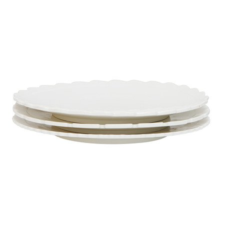 Diesel By Seletti Machine Collection Porcelain Dinner Plate Set of 3