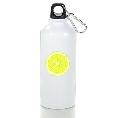 If Life Gives You Lemons Aluminum Sports Water Bottle For Camping