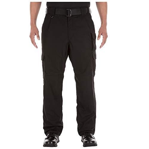 Homme Flanelle nbsp;pour 11 Doublé Noir Taclite 5 Pantalon z6qEwBpy