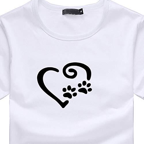 AOJIAN Shirts for Women,t Shirts for Men Pack,Shirts for Teen Girls,Shirts for Women, Shirts for Teens,Shirts for Men Long Sleeve,Shirts for Girls,Shirts for Boys,Shirts to wear with Leggings White by AOJIAN (Image #2)
