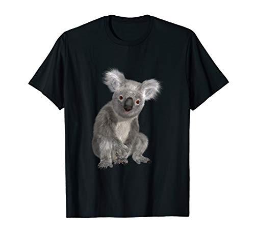 (Adorable Koala Bear t-shirt Cute Australian Marsupial)