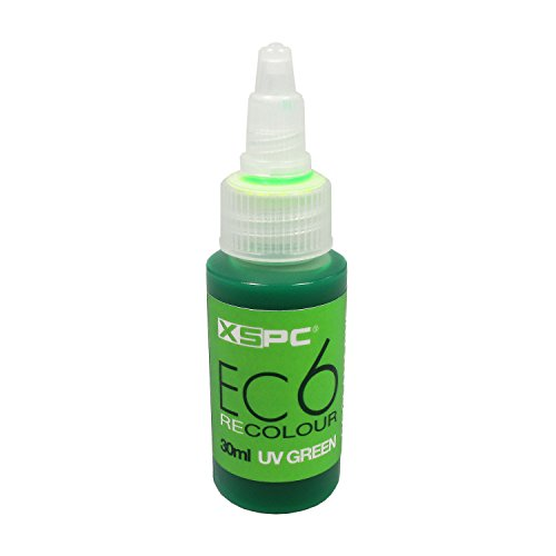 XSPC EC6 ReColour Dye, 30 mL, UV Green