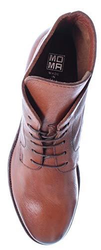 Moma Cuir Cuoio Vintage Bottines Marron Nouveau 18904 Chaussures Cervo Hommes 5e wxTqBfPwr