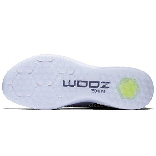 001 deporte Cool de Grey 849803 Mujer Negro White Black Zapatillas Nike SH51qW