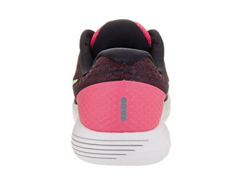 Nike Herren Lunarglide 8 Laufschuhe Embr Glw / Ghst Grn Schwarz Unv Rd