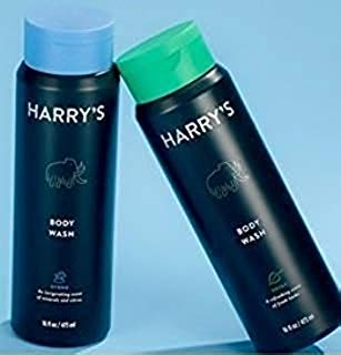 HARRY'S Shiso & Stone Body Wash Set - 16 FI OZ Each ()