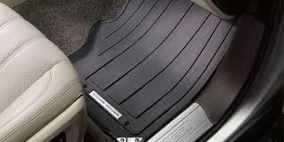 Genuine Land Rover VPLGS0150 Rubber Floor -