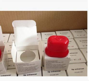 Lip booster pump for suction pump for full lip extractor with suction cup (shape: oval) (4 sizes) CN
