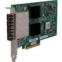 QLogic 8GB Quad Port Fc Hba PCIE8 Lc Multimode Optic