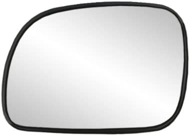 NEW MIRROR-GLASS~CHRYSLER DODGE PLYMOUTH LEFT DRIVER SIDE~DIRECT FIT~MANUAL