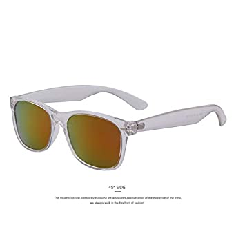 5e8553ca2d4e ShaSha MERRYS Men Polarized Sunglasses Classic Men Retro Rivet Shades Brand  Designer Sun glasses UV400 S683: Amazon.in: Clothing & Accessories