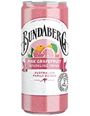 Bundaberg Pink Grapefruit Mini Cans - 24 Pack
