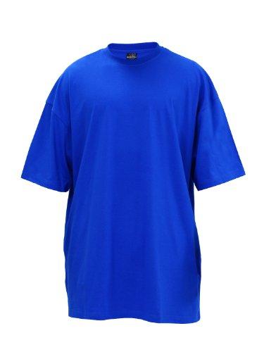 "Urban : ""Tall Tee"" Size: 6XL, Color: blue …TB006"