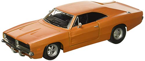 Maisto 1:25 W/B Special Edition 1969 Dodge Charger for sale  Delivered anywhere in USA