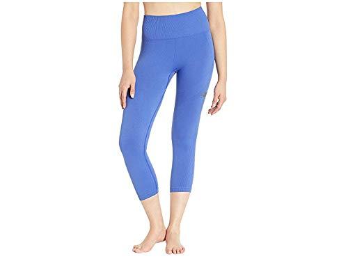 New Balance Women's Stretch Capri Pants, Blue Iris, Medium