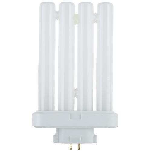 (Sunlite 27W FML 4-Pin Quad Tube GX10Q-4 6500K Daylight Compact Fluorescent Bulb)