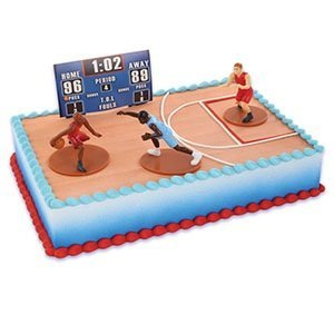 Buy Basketball Cake Decorating Kit Online At Low Prices In India