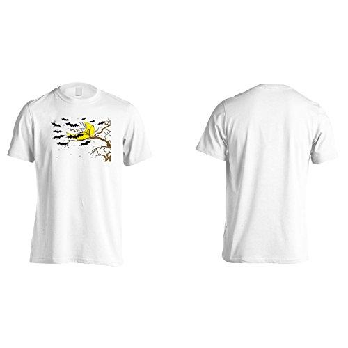 Neue Fledermäuse Fliegen In Der Nacht Herren T-Shirt l517m
