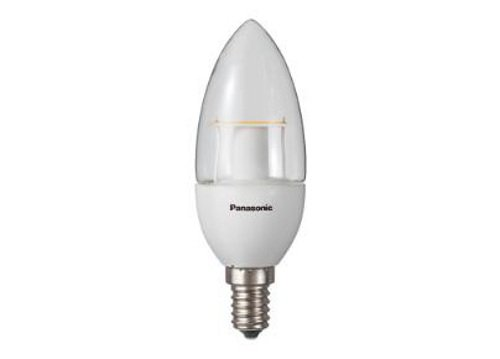 Panasonic LDAHV5L27CGE14EP - Bombilla/lámpara LED, E14, 5 W=30 W, 330 lm: Amazon.es: Iluminación