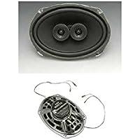 Ecklers Premier Quality Products 25111274 Corvette Dual Coil Dash Speaker