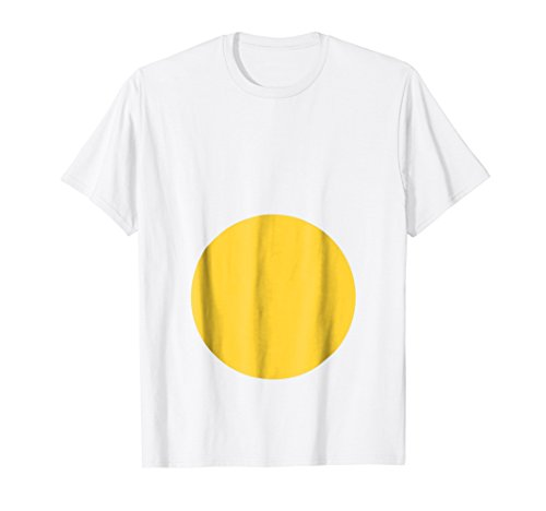 Fried Egg Costume Shirt - Funny Pregnancy Halloween