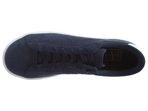 Fashion Sneaker Men's Suede High Blue 829351 Ankle Nike BXA1qW