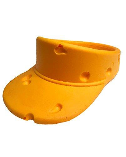 - Cheesehead Visor