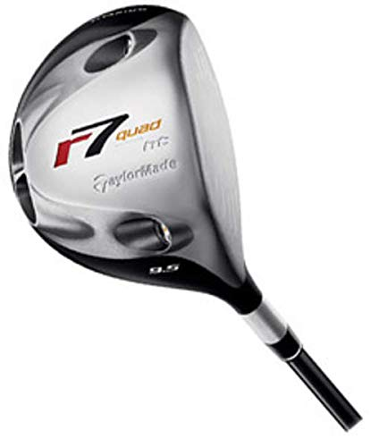 (TaylorMade R7 Quad HT Driver 11.5° TM M.A.S.2 55 Graphite Stiff Right Handed 44.75in)
