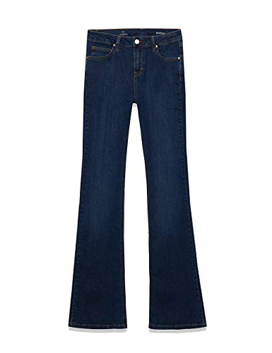Bootcut italian Size Jeans Motivi Blu waOp54Eq