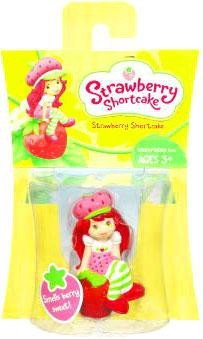 Strawberry Shortcake Hasbro Basic Figure Strawberry - Strawberry Figure Shortcake Basic