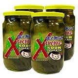 Best Maid Xtreme Sour Pickle Bitez