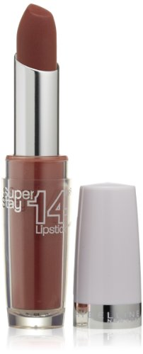 Maybelline New York Superstay 14 Hour Lipstick, Wine and Forever, 0.12 Ounce