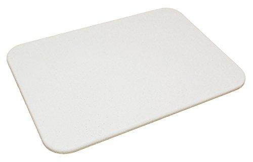 Shirotasokuinui vermiculite diatomaceous earth bath mat compact made in Japan